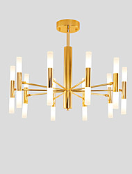 cheap -Northern Europe Post Modern Chandelier 20 Head Acrylic Pendant Lights Living Room Dining Room G4 Bulb Base