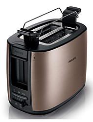 Cucina Acciaio Inox 220V-240V Tostapane e grill Macchina per il pane Forni a tavola e tostapane