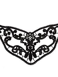 abordables -Máscaras de Halloween Juguetes Novedad Tejido trenzado Tema Jardín Tema Clásico Vacaciones Tema Fantástico Romance Fantasía De moda