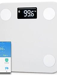 yunmai smart échelle de graisse corporelle avec application mobile
