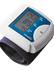 Wrist Auto-off On/Off Switch Data Hold Blood Pressure Measurement