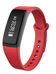 Недорогие -bym мужская женщина новый b13 умный браслет / умные часы / активность trackerlong standby / pedometers / монитор сердечного ритма / для