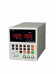 hyelec hy 3005mt alimentation en courant continu de commande numérique avec les indicateurs menés