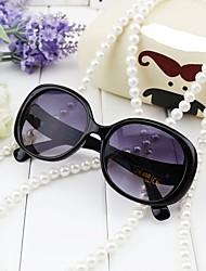 baratos -Unisexo Óculos Primavera/Outono/Inverno/Verão Plástico Preto Rosa