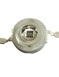 cheap -1W 40lm LEDs Recessed LED Grow Lights Red