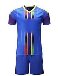 abordables -Hombre Fútbol Camiseta Entrenador Transpirabilidad Verano Poliéster Licra Fútbal