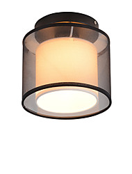 cheap -Rustic/Lodge Vintage Chic & Modern Retro Modern/Contemporary Mini Style Flush Mount Ambient Light For Kitchen Dining Room Entry 110-120V