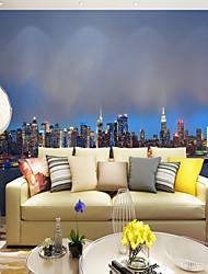 abordables -Décoration artistique Motif 3D Décoration d'intérieur Moderne Rustique Revêtement, Toile Matériel adhésif requis Mural, Couvre Mur