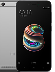 "baratos -Xiaomi Redmi 5A Global Version 5 polegada "" Celular 4G (2GB + 16GB 13 mp Qualcomm Snapdragon 425 3000 mAh) / 1280x720"
