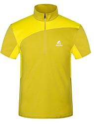 economico -Per uomo T-shirt da escursione Esterno Allenamento Traspirabilità T-shirt N/D Corsa All'aperto