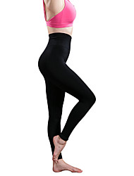 cheap -Yoga Pants Tights Leggings Trainer Dancing Yoga Quick Dry High Elasticity Fitness Medium Waist Stretchy Sports Wear Women's Yoga Pilates