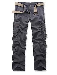 cheap -Men's Hiking Pants Outdoor Trainer Walking Pants / Trousers for Fishing Camping Walking