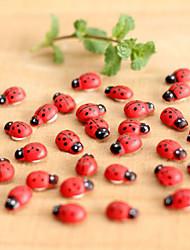 baratos -animais tema de conto de fadas floral / botânico animais de madeira, artesanato de madeira acessórios decorativos