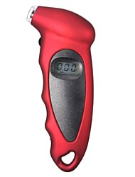 cheap -Classic Tire Pressure Gauge LCD Display and Non-Slip Grip