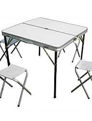 cheap -Camping Folding Chair Camping Table Folding Aluminum alloy for Camping