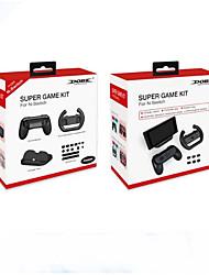 abordables -DOBE TNS-876 Juego de Accesorios para Interruptor de Nintendo #