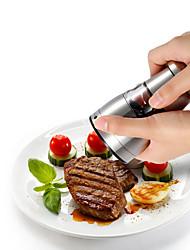 Недорогие -измельчитель из нержавеющей стали перец мельница портативный ручной кухни приправы шлифовальные инструменты для приготовления пищи