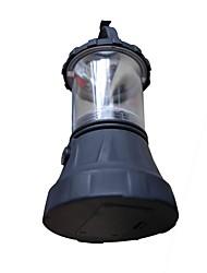 economico -Lanterne e lampade da tenda Luci di emergenza LED 90 lm Automatico Modo LED Adattabile Campeggio/Escursionismo/Speleologia Nero