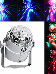 cheap -U'King LED Stage Light / Spot Light Sound-Activated Music-Activated 8 for For Home Outdoor Party Stage Wedding Club Portable