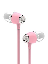uiisii u5 oreille et oreille microphone contrôle casque réduction du bruit lourde basse stéréo