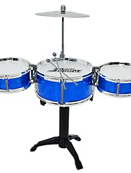 cheap -Drum Set Toy Musical Instrument Round Drum Set Jazz Drum Girls' Boys'