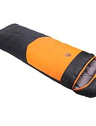 preiswerte -Schlafsack Enten Qualitätsdaune 26°C Windundurchlässig 210X80 Camping / Wandern / Erkundungen Camping & Wandern Einzelbett(150 x 200 cm)