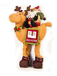 preiswerte -1pc Weihnachten Weihnachtsschmuck Urlaubsdekoration,41*28*9
