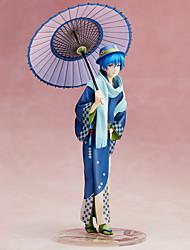 ボーカロイドニガイトpvc cmモデルのおもちゃ人形おもちゃに触発されたアニメアクションフィギュア