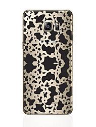 cheap -Case For Samsung Galaxy S8 Plus S8 Pattern Back Cover Leopard Print Soft TPU for S8 Plus S8 S7 edge S7 S6 edge plus S6 edge S6