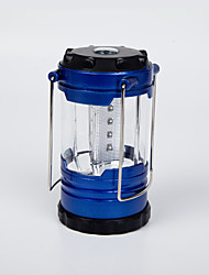 cheap -Lanterns & Tent Lights / Emergency Lights LED 120lm Automatic Mode with Batteries Form Fit Camping / Hiking / Caving Blue