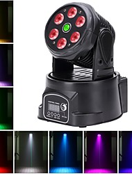 cheap -U'King Laser Stage Light LED Stage Light / Spot Light DMX 512 Master-Slave Sound-Activated Auto Remote Control 100 for Wedding Club