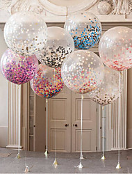 cheap -Wedding / Party / Evening Latex Wedding Decorations Garden Theme / Holiday / Fairytale Theme / Landscape / Cartoon / Family / New Baby /