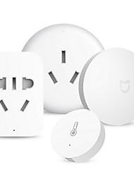 cheap -Xiaomi Smart Home Aqara Temperature Control Kit - WHITE Wireless Switch / Sensor / Air Conditioner Controller / Outlet