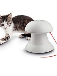 economico -giocattolo per gatti giocattolo per cani giocattoli per animali domestici giocattolo laser a velocità variabile controllo rotazione a 360