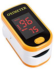 Недорогие -оксиметр oled дисплей складной aaa аккумулятор пальцем пульс оксиметры случайный цвет