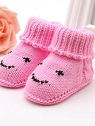 cheap -Girls' Socks & Stockings,All Seasons Acrylic Yellow Blushing Pink