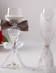 The New Lace Bow-Knot Cup Set