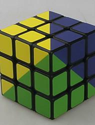 Rubiks terning * Let Glidende Speedcube Magiske terninger Stresslindrende legetøj Pædagogisk legetøj Klassisk Pladser Firkantet form Gave
