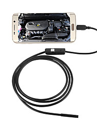 jingleszcn 5.5mm usb endoscope camera 3.5m водонепроницаемый ip67 осмотр борескопа змея камера для android pc