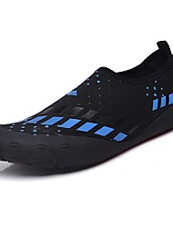 cheap -Men's Shoes PU Spring Fall Comfort Athletic Shoes Water Shoes for Outdoor Blue Black White