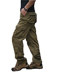 cheap -Men's Hiking Pants Outdoor Trainer Walking Pants / Trousers Hiking Fishing Camping