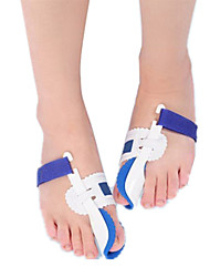 cheap -Full Body Foot Supports Toe Separators & Bunion Pad Posture Corrector Relieve foot pain Plastic