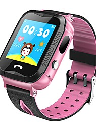 cheap -Kids' Watches Games Video Camera Distance Tracking Information Hands-Free Calls Message Control Anti-lost Electronic Fence Automatic