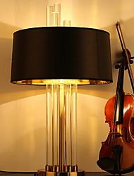 abordables -Luz Downlight Lámpara de Mesa Protección para los Ojos Interruptor On/Off Alimentación AC 220v Negro
