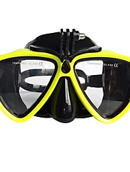 cheap -Snorkeling Packages Diving Mask Diving Packages Anti-Fog Kids / Teen Youth Diving/Boating Diving & Snorkeling Diving / Snorkeling