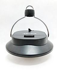 Недорогие -Походные светильники и лампы 100 lm Светодиодная лампа LED излучатели Автоматический Режим освещения Плотное облегание Походы / туризм / спелеология Черный