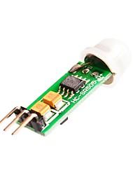 abordables -E06 mini-miniature humaine induction module hc-sr505 induction interrupteur