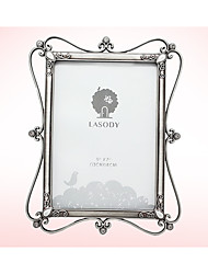 cheap -Non-personalized Metalic Photo Frames Her Him Bride Bridesmaid Groomsman Couple Parents Friends Wedding Congratulations-17*22