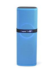 baratos -x6 Speaker Bluetooth 2.1 3.5mm Subwoofer Verde Preto Laranja Amarelo Azul Claro