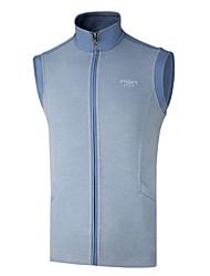 abordables -Hombre Golf Chalecos Resistente al Viento Listo para vestir Transpirabilidad Golf Ejercicio al Aire Libre